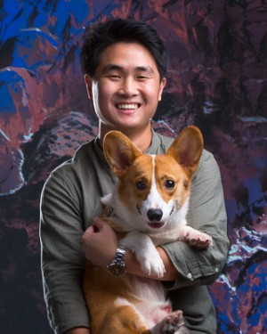 Joel Teh Yu Cheng at NTU ADM Portfolio