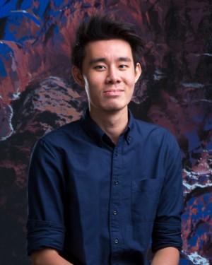 Kendrick Brayden Toh Zhan Yang at NTU ADM Portfolio