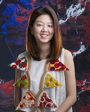 Kylie Yeo at NTU ADM Portfolio