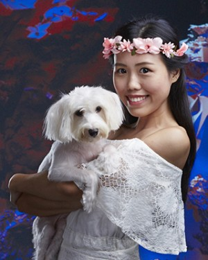 Lee Xin Yi at NTU ADM Portfolio