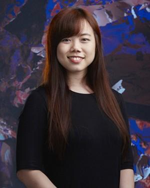 Lim Feng Ling at NTU ADM Portfolio