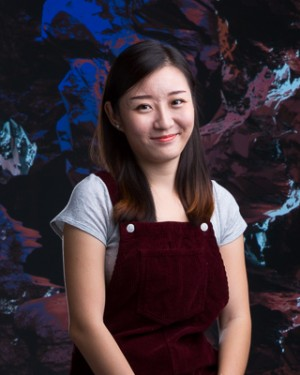 Liu Tong at NTU ADM Portfolio