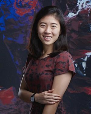 Mah Wan Xin Valerie at NTU ADM Portfolio