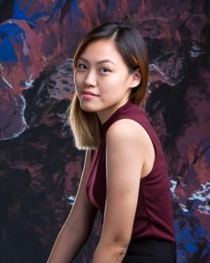 Pang Yun Jing at NTU ADM Portfolio