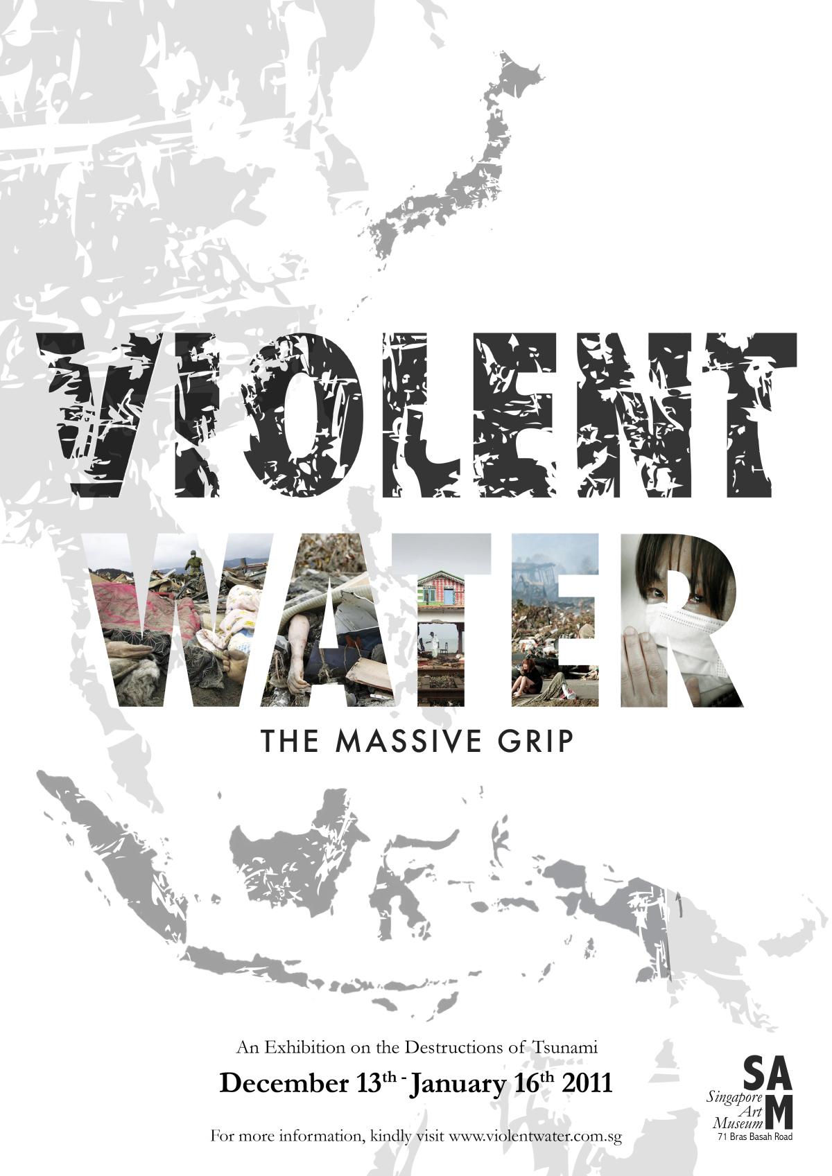 Violent Water: The Massive Grip at NTU ADM Portfolio