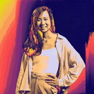 Chua Feng Jing at NTU ADM Portfolio