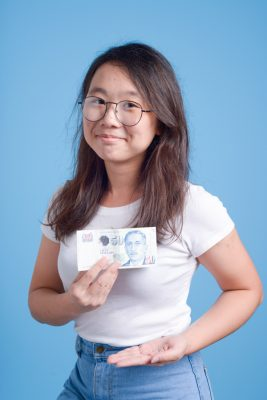Angie Pay Jie Hui at NTU ADM Portfolio