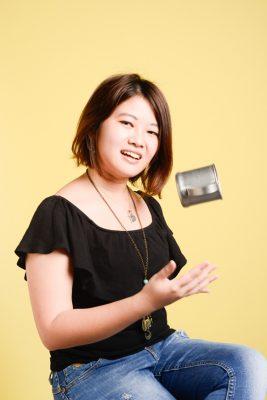 Aurelia Jessica at NTU ADM Portfolio