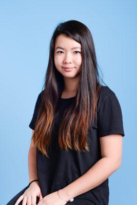 Kylie Woon at NTU ADM Portfolio