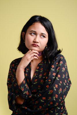 Carlyna Tambunan at NTU ADM Portfolio