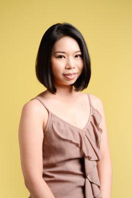 Chou Yi Ting at NTU ADM Portfolio