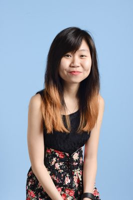 Chua Mi Gin at NTU ADM Portfolio