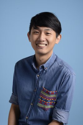 Chua Wei Xun at NTU ADM Portfolio