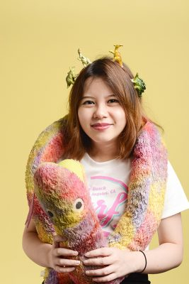Clarice Woon at NTU ADM Portfolio