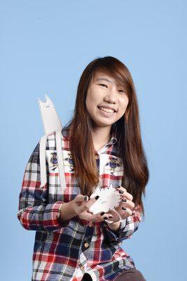 Dawn Loo Shu Xian at NTU ADM Portfolio