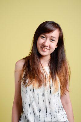 Evelyn Ng Miao Ling at NTU ADM Portfolio