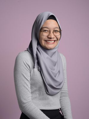 Nur Farzana at NTU ADM Portfolio