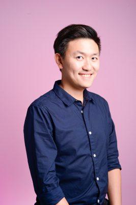 Gerald Chin Yong Jen at NTU ADM Portfolio