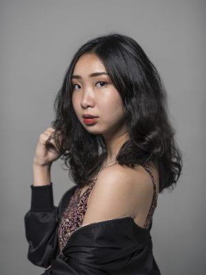 Rebecca Yang Junjia at NTU ADM Portfolio
