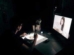 Cindy Chan at NTU ADM Portfolio