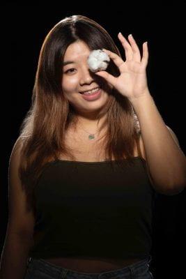 Lee Yi Jie at NTU ADM Portfolio