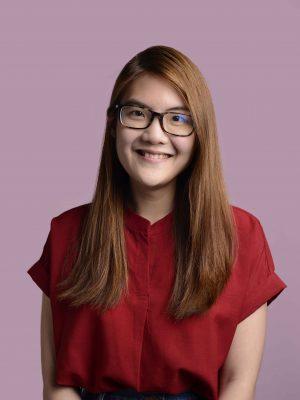 Ivy Lee Jia Xin at NTU ADM Portfolio