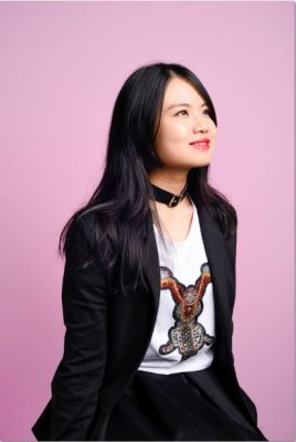 Joanne Loy at NTU ADM Portfolio