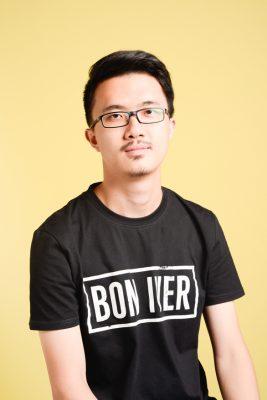 Jonathan Lim Yong Ern at NTU ADM Portfolio