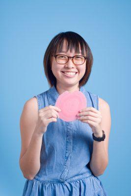 Judith Tong at NTU ADM Portfolio