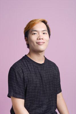 Keyon Guo at NTU ADM Portfolio