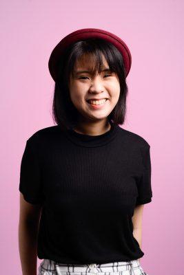Lim Ying Ling Elizabeth at NTU ADM Portfolio