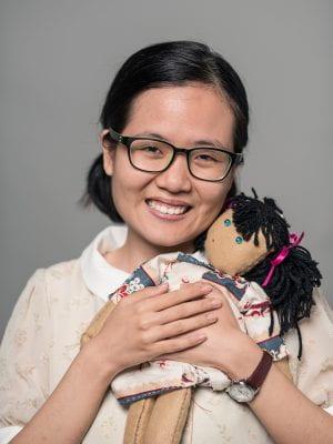 Hannah Kwah En Hui at NTU ADM Portfolio