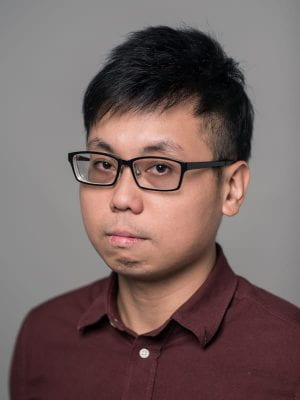 Liu Zhang Teng at NTU ADM Portfolio