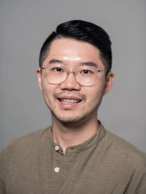 Zhang Longfei at NTU ADM Portfolio