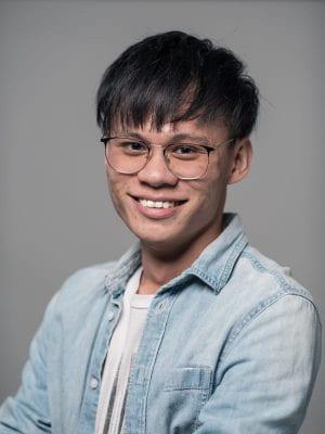 Cho Wei Li Justin at NTU ADM Portfolio