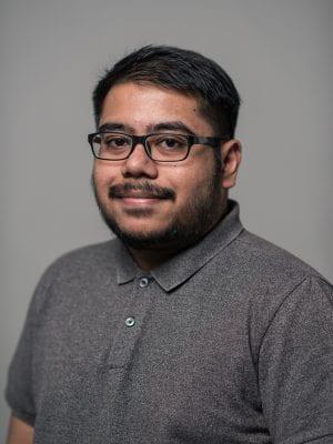Mohamed Ziyaad Bin Mohd Siddique at NTU ADM Portfolio