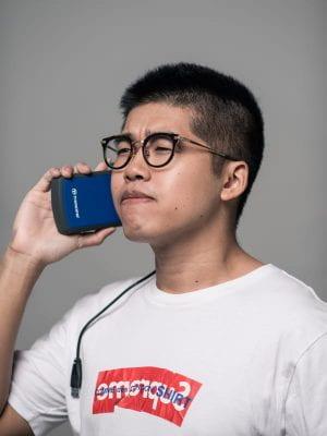 Leon Tai Cheng Hao at NTU ADM Portfolio