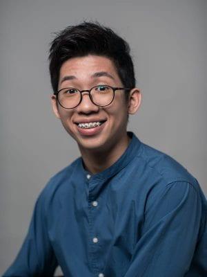 Hong Wei Hao Joel at NTU ADM Portfolio