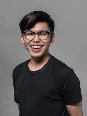 Goh Chien Yong Terence at NTU ADM Portfolio
