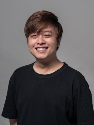Heng Wei Liang, Wilson at NTU ADM Portfolio
