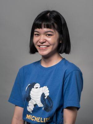 Chua Xin Yi at NTU ADM Portfolio