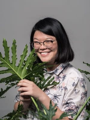 Grace Goh Hui Ern at NTU ADM Portfolio
