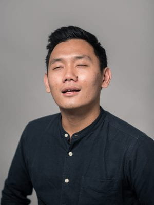 Wong Su Jun Andrew at NTU ADM Portfolio