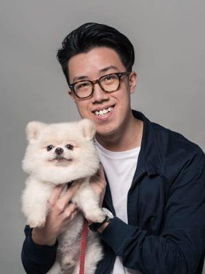 Ong Yi Teck at NTU ADM Portfolio