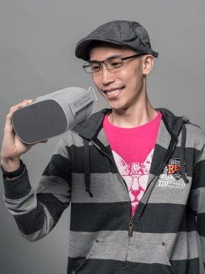 Cheng Shao Meng (Merlin) at NTU ADM Portfolio
