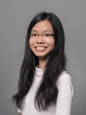 Toh Ying Li at NTU ADM Portfolio
