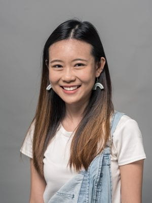 Kaywerlyn Yip at NTU ADM Portfolio