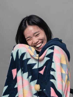 Joyce Christina Cheung at NTU ADM Portfolio