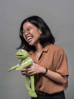 Ong Ting Hui, Amy at NTU ADM Portfolio