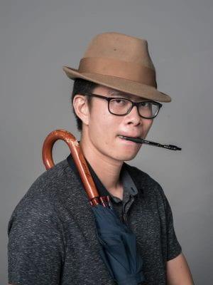 Kang Yong Sheng Fabian at NTU ADM Portfolio